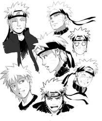 Sketches - Naruto
