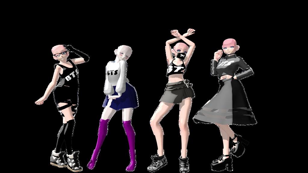 3d anime more models 10
