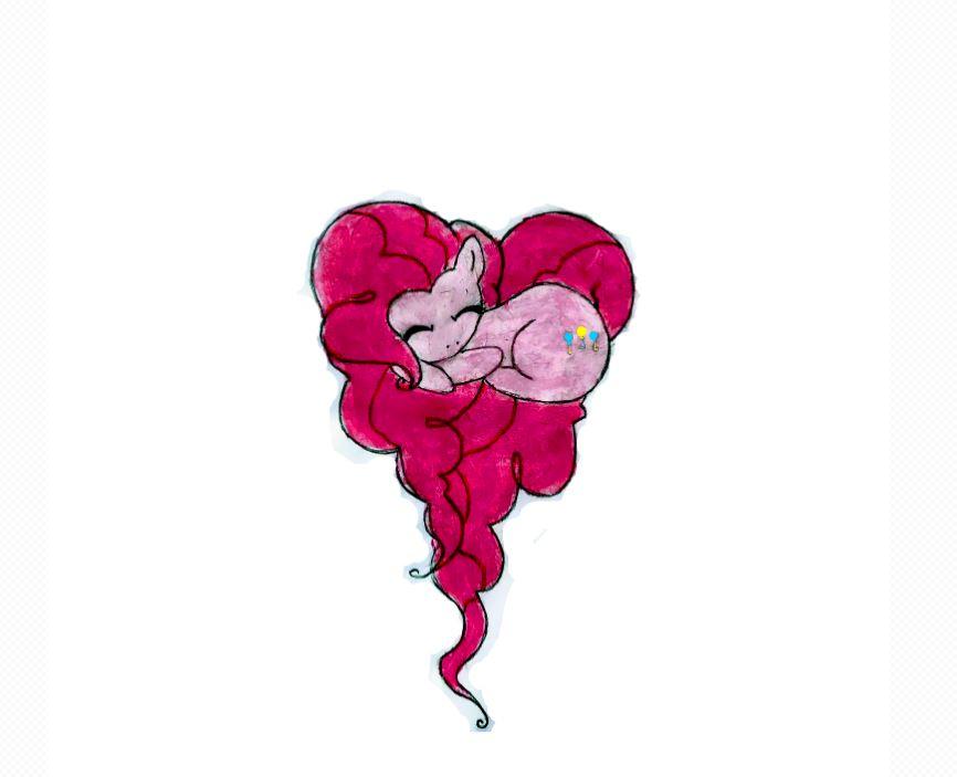 Pinkie Pie by Inimity
