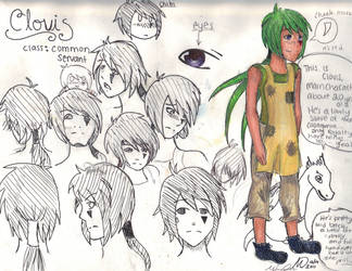 Clovis ref by The-Silent-Call