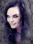 Anette Olzon Painting