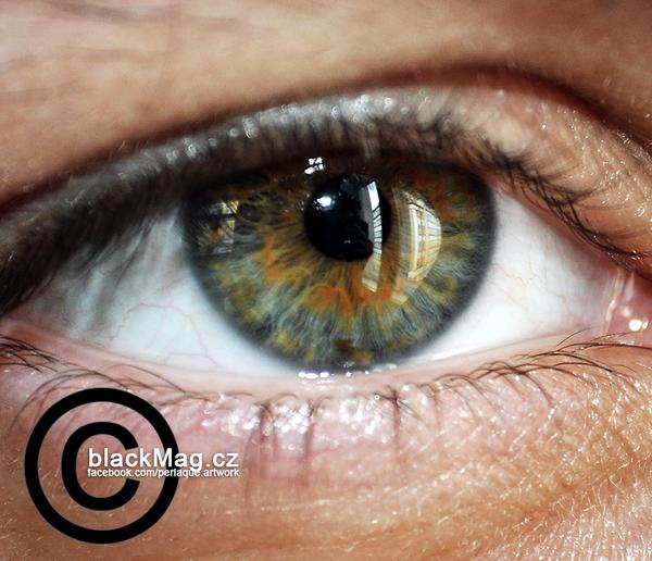 Heterochromia by perlaque