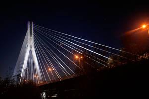 Swietokrzyski Bridge by Juelej