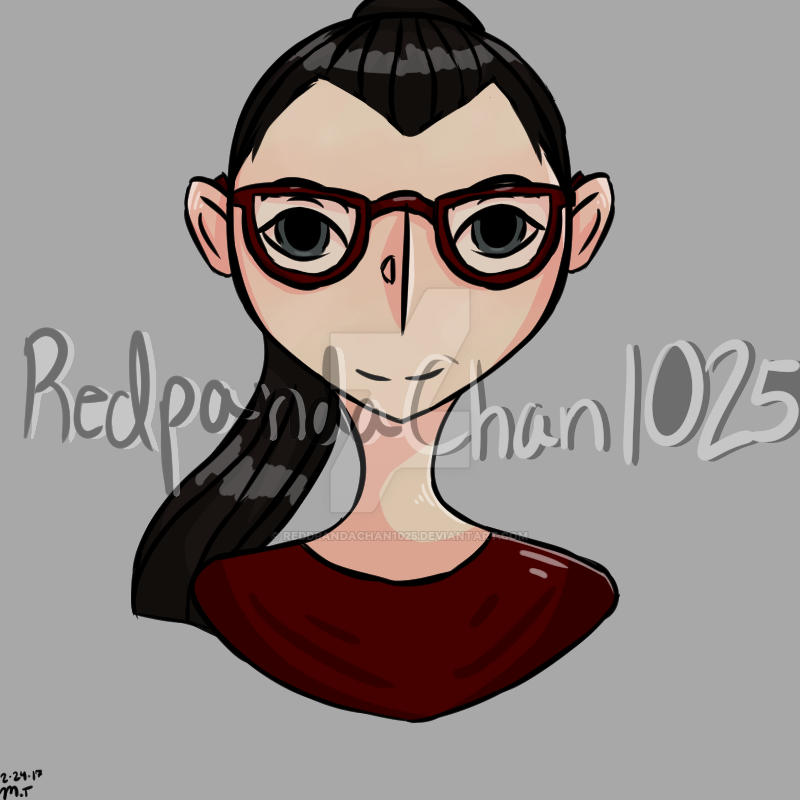 New Icon For YT [Speedpaint Linked] by ReddpandaChan1025