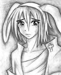 Sad Little Bunny