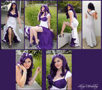 Rarity cosplay for MLP Cosplay competition