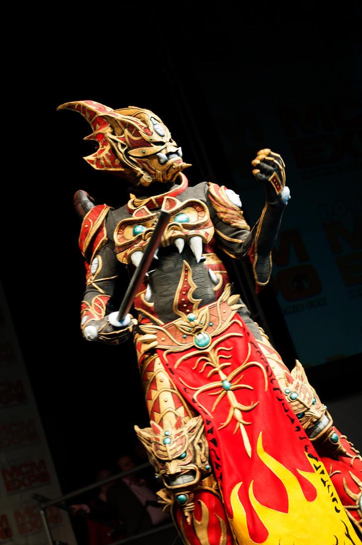 Mandarin Spawn: stage photo by ShinjusWorkshop