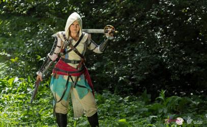01. Female Edward Kenway - Assassin's Creed 4 BF