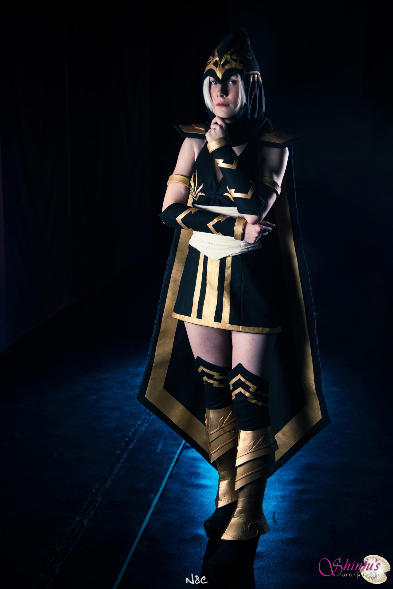 Ashe League of Legends - Where did I lose my bow?! by ShinjusWorkshop