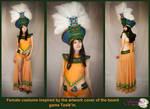 Tzolk'in inspired costume by Shinju's Workshop