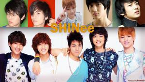 SHINee Wallpaper 16x9