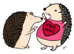 Loving Hedgehogs