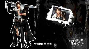 Squall x Tifa Wallpaper