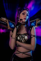 Kaisa cosplay