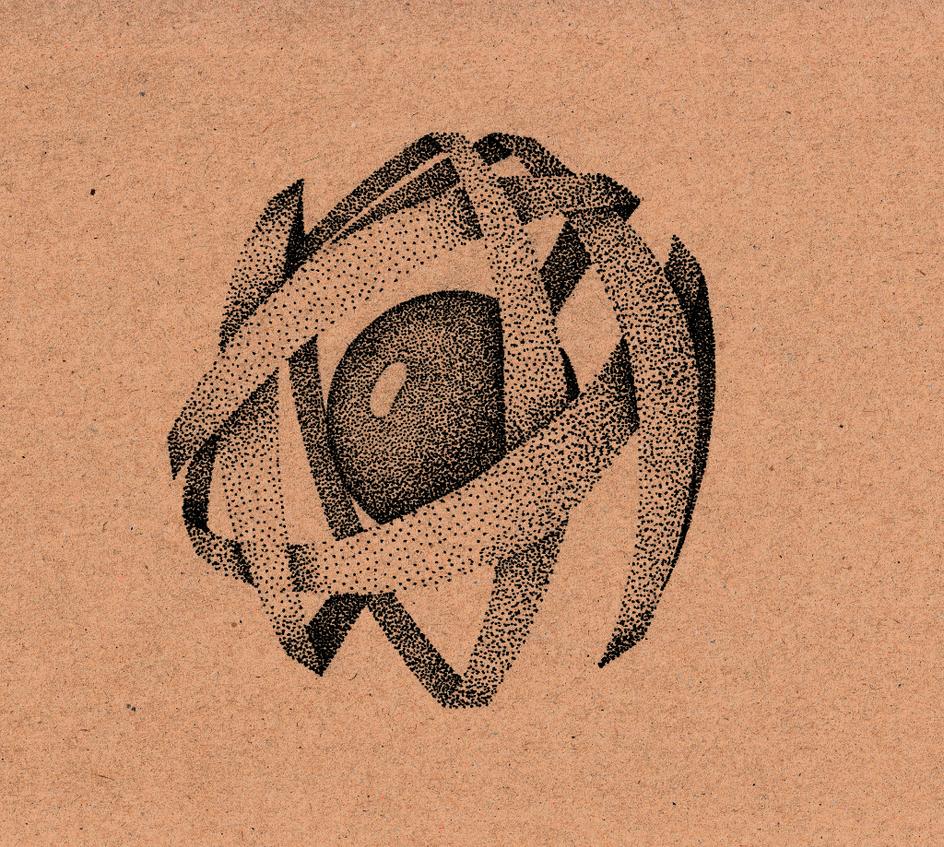 Peel (Inktober 2016, 12/31) by MartchZagorski