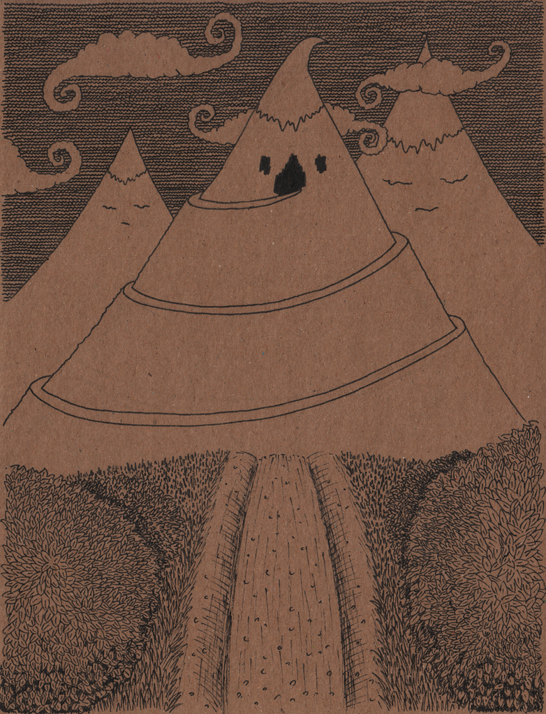 Three Peaks by MartchZagorski