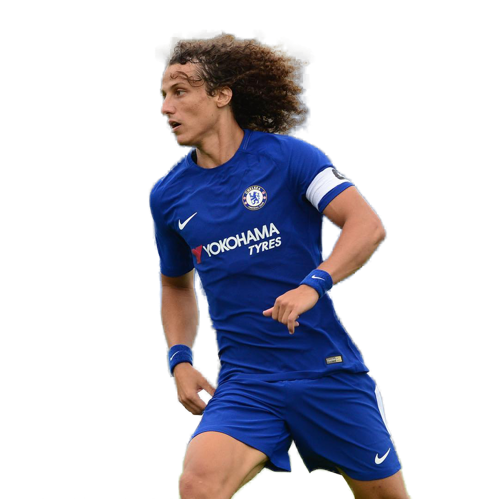 David Luiz Render by RenderMaker on DeviantArt