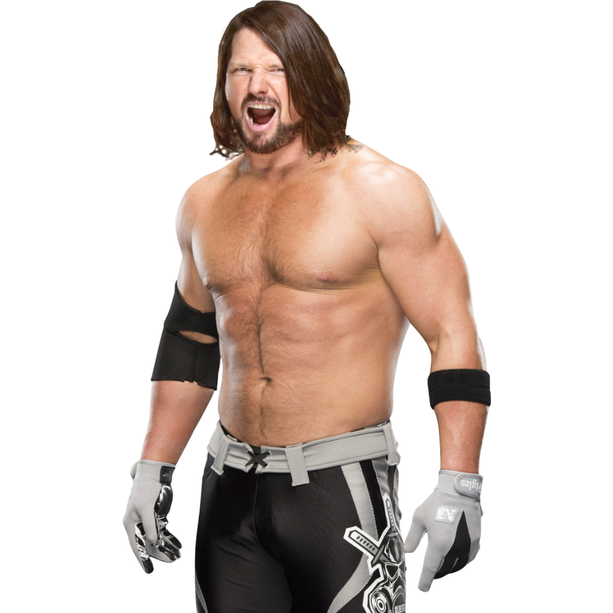 Aj Styles Render By RenderMaker On DeviantArt
