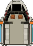 Type 6 Shuttlecraft Deckplan