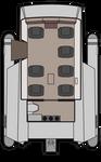 Class F Shuttle Interior