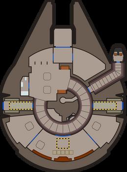 YT-1300f Deckplan