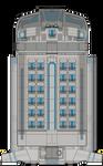 Star Commuter 2000 Classic Blue Resistance Interio