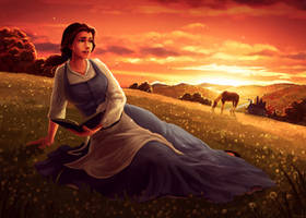 I want adventure in the great wide somewhere by elaina-f