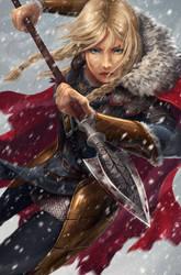 Winter Storm by elaina-f