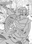 Suki - Lineart (free to use!) by elaina-f