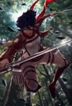 Mikasa - Attack on Titan