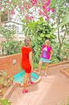 Lesbian Garden of Love
