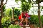 Lesbian Garden of Love 2