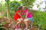 Lesbian Garden of Love 3