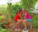 Lesbian Garden of Love 4