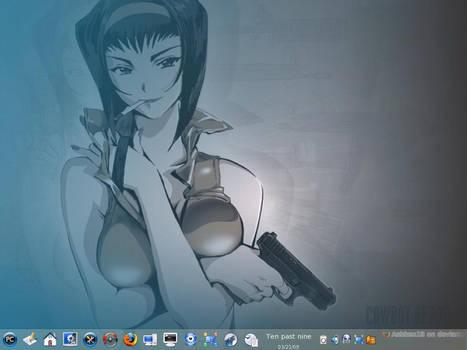 Just my desktop, a little cool