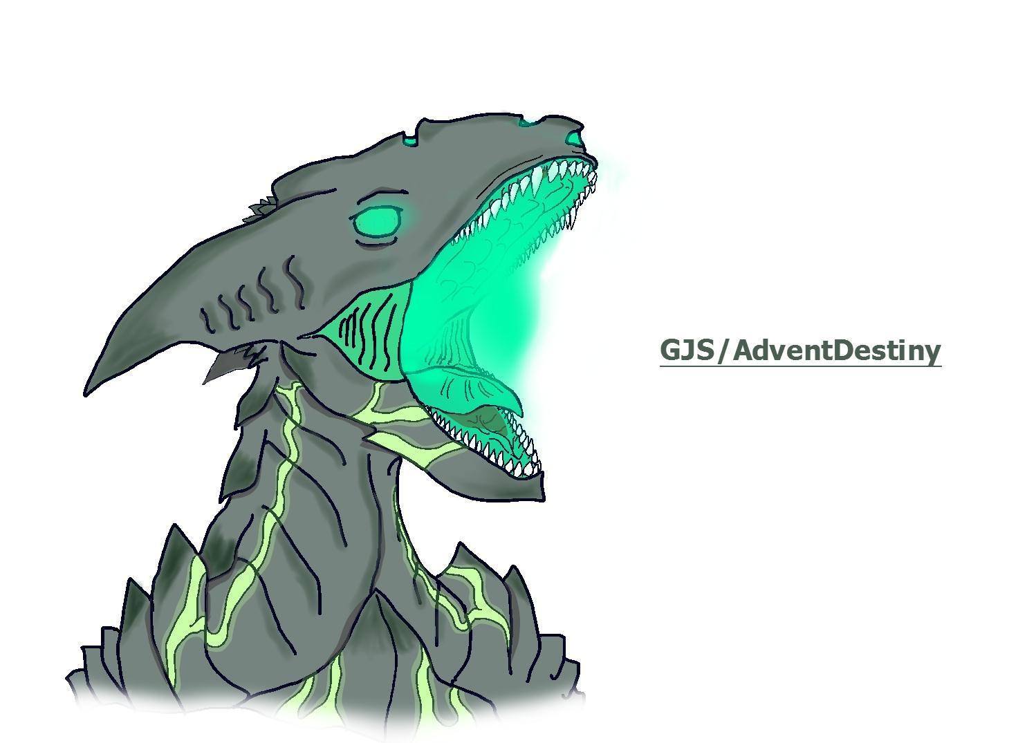 AdventDestiny's Kaiju Fan-Art Gallery Pacific_rim_oc_kaiju_by_adventdestiny-d6eobqm