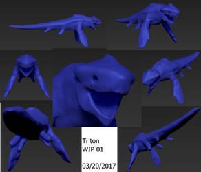 Triton WIP Preview1