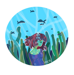 Drowning in my own tears | OmiCollab Contest by DoodleDone