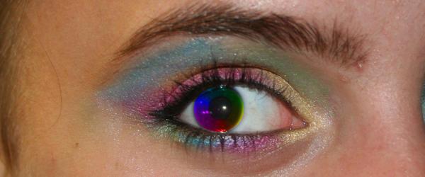 The eye 4 by Mediasvengali
