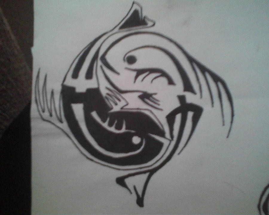 Pisces yin yang by captainvernedead on deviantart pisces yin yang by captainvernedead sciox Gallery