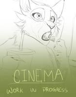 Cinema! [W.I.P] by Kitty-Winder