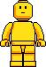 Lil' lego man by Kaizo-Konpaku
