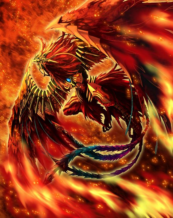 Regis Phoenix By Pamansazz On Deviantart