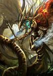 Evil Baphomet
