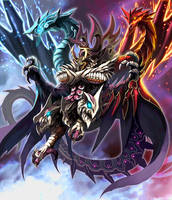 Element Dragon by pamansazz