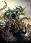 Naga of Ravage