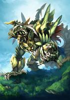 Legend D Earth copy by pamansazz