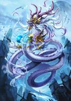 Dragon japan ok by pamansazz