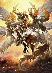 Legend Light Dragon