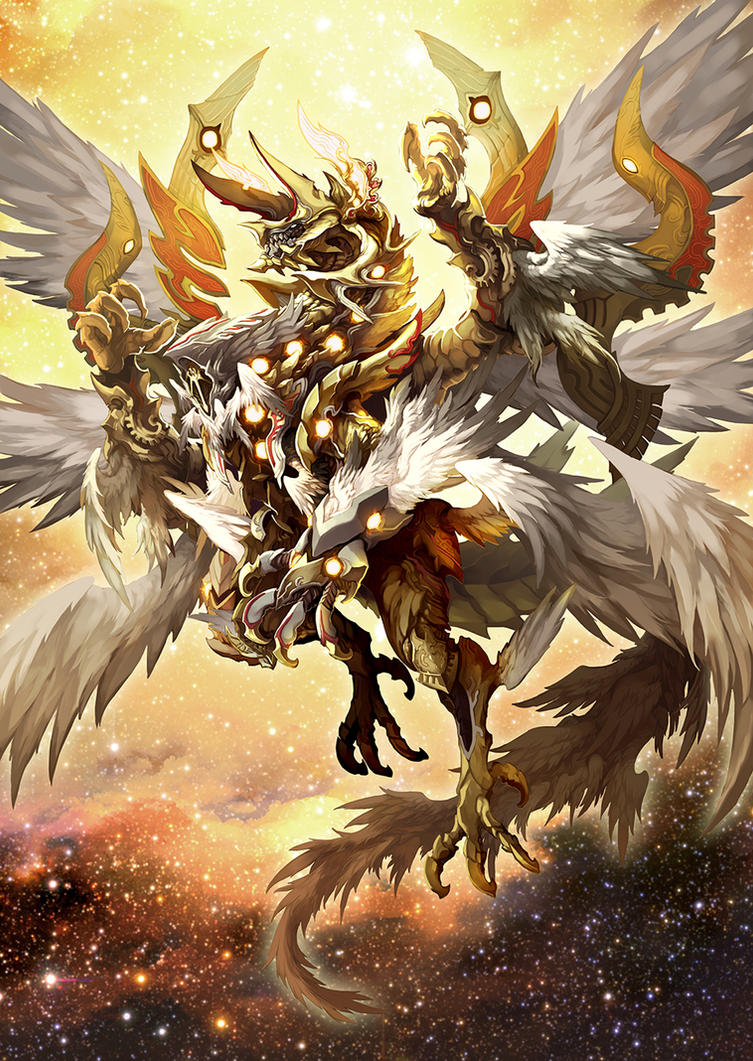 Legend Light Dragon By Pamansazz On Deviantart